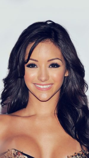 Melanie Iglesias Sexy Face Model Sexy iPhone 7 wallpaper