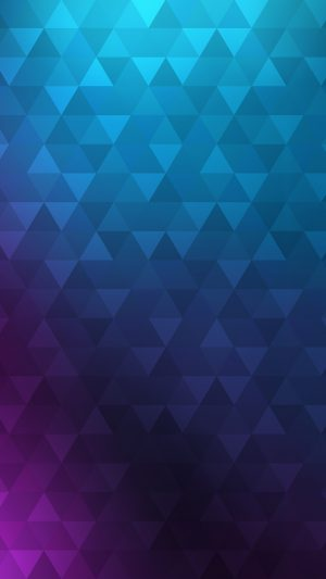 Poly Blue Purple Abstract Pattern iPhone 7 wallpaper