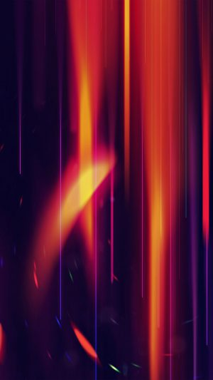 Rainbow Art Abstract Cool Pattern iPhone 7 wallpaper