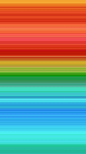 Rainbow Line Abstract Pattern iPhone 7 wallpaper