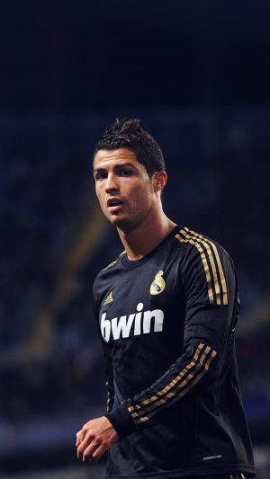 Ronaldo Christiano Soccer Star iPhone 7 wallpaper