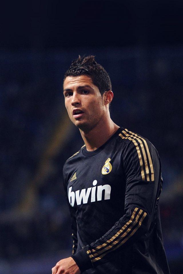 Ronaldo Christiano Soccer Star Iphone 7 Wallpaper