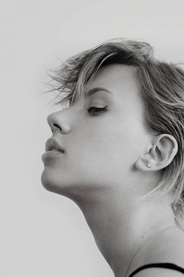 Scarlett Johansson Celebrity Sexy iPhone 7 wallpaper