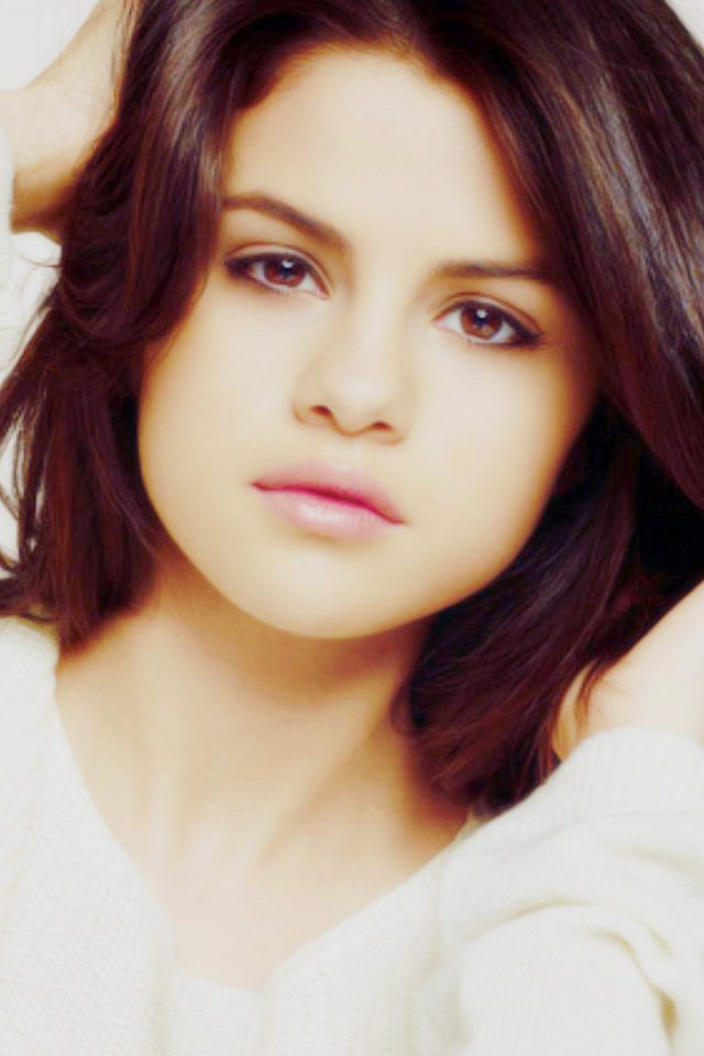 Selena Gomez Singer Artist Celebrity iPhone wallpaper