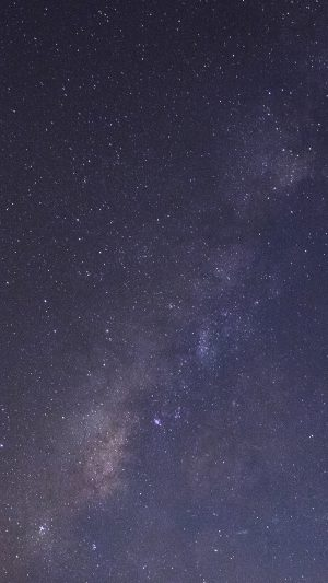 Sky Night Galaxy Star Milkyway Space iPhone 7 wallpaper