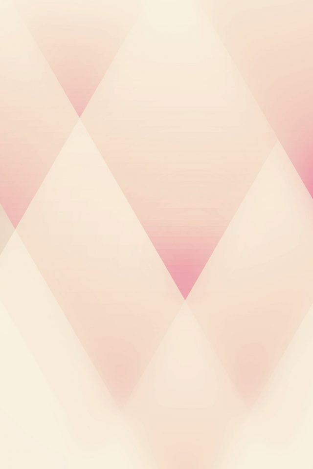Soft Triangles Abstract Lovely Patterns