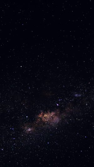 Space Night Sky Star Dark iPhone 7 wallpaper