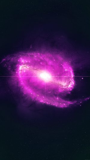 Space Pink Bingbang Explosion Star Nature Dark iPhone 7 wallpaper
