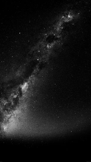 Summer Black Night Revisited Star Space Sky iPhone 7 wallpaper