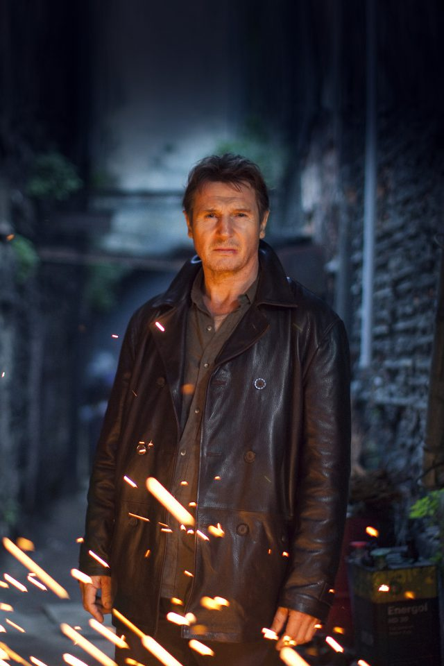 Taken Niam Neeson Actor Celebrity iPhone wallpaper