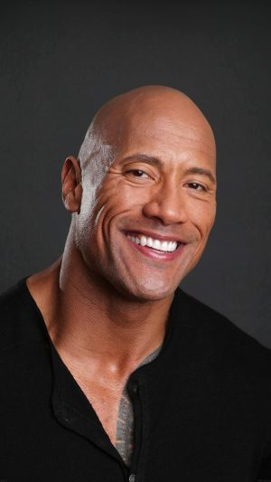 The Rock Dwayne Johnson Action Actor Celebrity iPhone 7 wallpaper