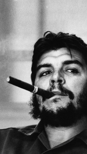 Wallpaper Che Guevara Face iPhone 7 wallpaper