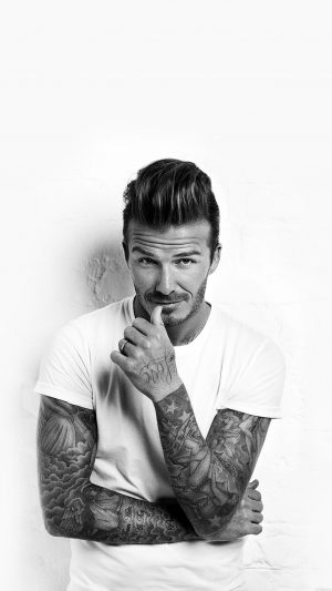 Wallpaper David Beckham Sports Face iPhone 7 wallpaper