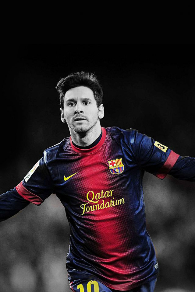 Wallpaper Messi Soccer Barcelona Sports iPhone wallpaper