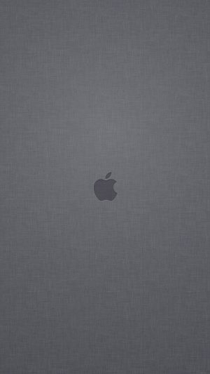 Wallpaper Tiny Apple Logo iPhone 7 wallpaper