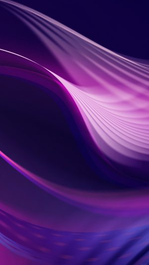 Wave Abstract Purple Pattern iPhone 7 wallpaper