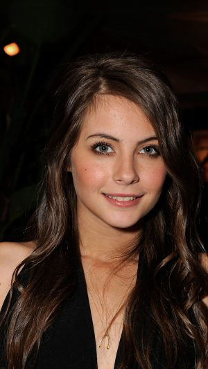 Willa Holand Celebrity Star Actress iPhone 7 wallpaper