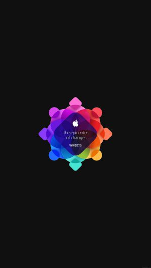 Wwdc 2015 Apple Art Pattern Dark iPhone 7 wallpaper