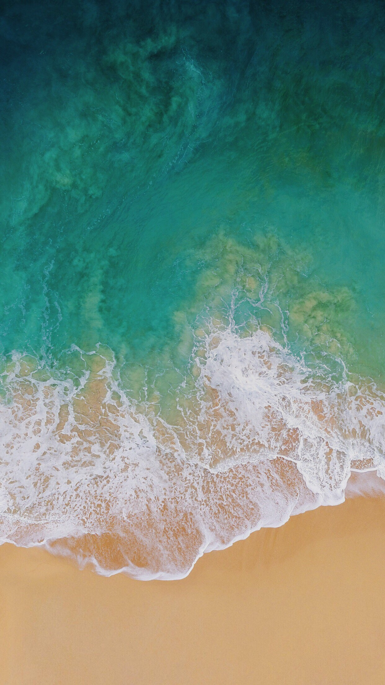Official Apple IOS 11 iPhone wallpaper