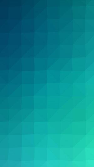 Blue Green Polygon Art Abstract Pattern iPhone 7 wallpaper