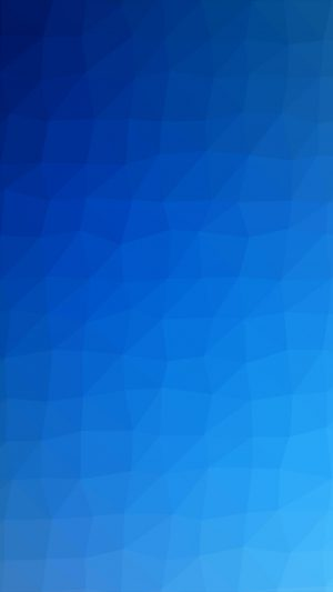Blue Polygon Art Abstract Pattern iPhone 7 wallpaper