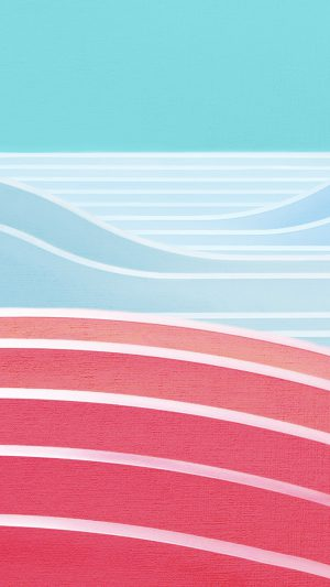 Htc Stock Blue Red Simple Abstract Pattern iPhone 7 wallpaper
