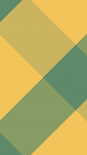 Lines Green Yellow Rectangle Abstract Pattern iPhone 7 wallpaper