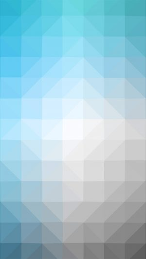 Tri Abstract Blue Pattern iPhone 7 wallpaper